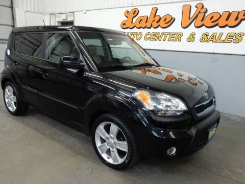 2011 Kia Soul for sale at Lake View Auto Center in Oshkosh WI