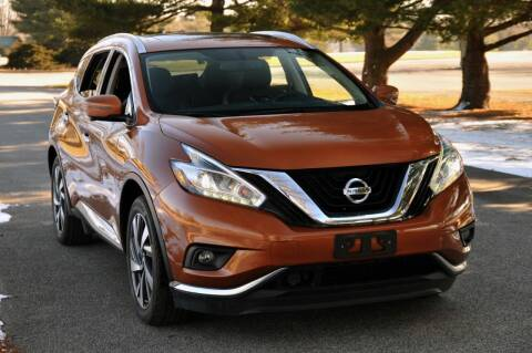 2017 Nissan Murano for sale at Auto House Superstore in Terre Haute IN