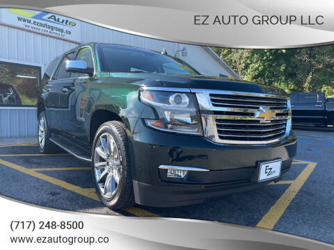 2016 Chevrolet Tahoe for sale at EZ Auto Group LLC in Lewistown PA