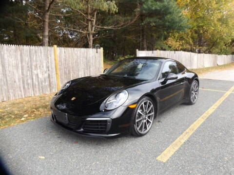 2017 Porsche 911 for sale at Wayland Automotive in Wayland MA