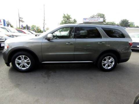 2012 Dodge Durango for sale at American Auto Group Now in Maple Shade NJ