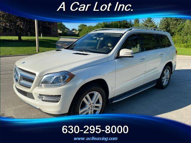2013 Mercedes-Benz GL-Class for sale at A Car Lot Inc. in Addison IL