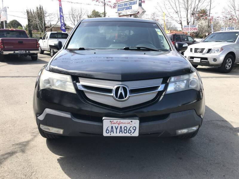2007 Acura MDX for sale at EXPRESS CREDIT MOTORS in San Jose CA