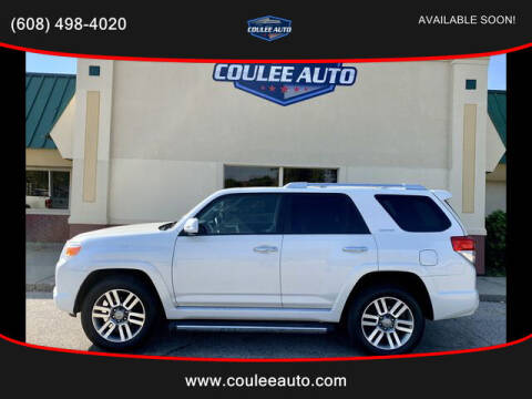 2013 Toyota 4Runner for sale at Coulee Auto in La Crosse WI