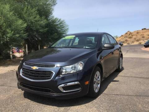 2016 Chevrolet Cruze Limited for sale at Ideal Cars East Mesa in Mesa AZ