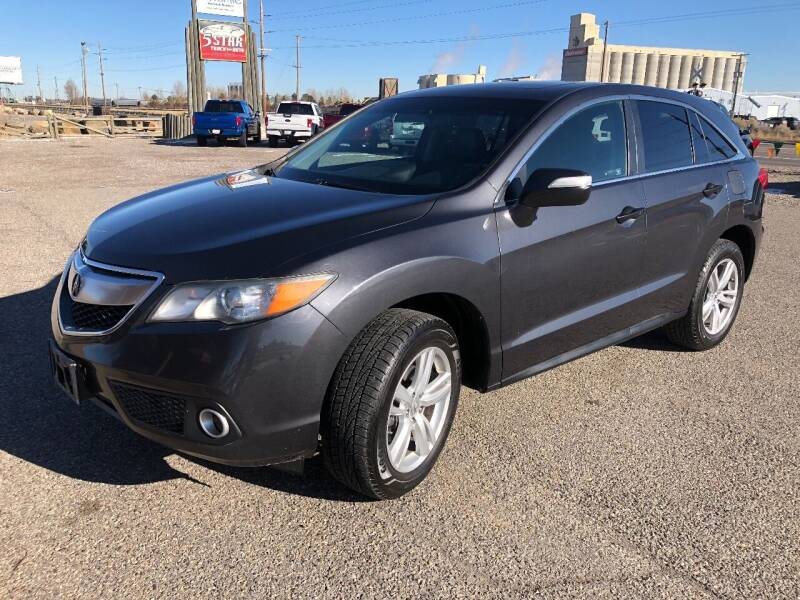 2013 Acura RDX for sale at 5 Star Truck and Auto in Idaho Falls ID