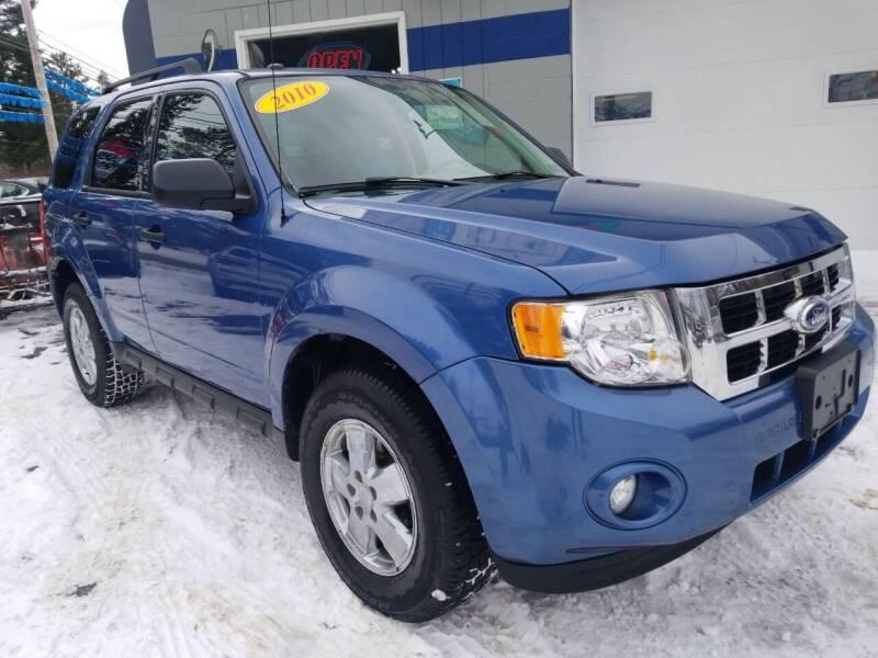 2010 Ford Escape for sale at Bizzarro`s Fleetwing Auto Sales in Erie PA