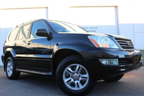 2008 Lexus GX 470 for sale at Chantilly Auto Sales in Chantilly VA