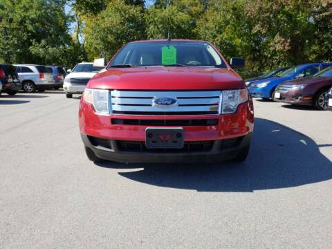 2008 Ford Edge for sale at Gia Auto Sales in East Wareham MA
