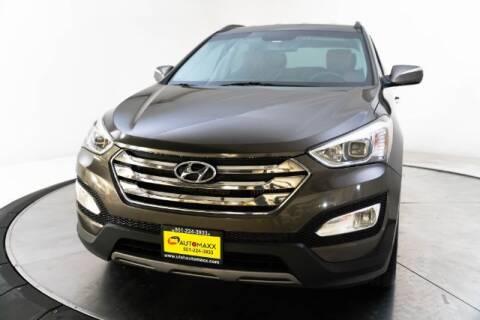 2013 Hyundai Santa Fe Sport for sale at AUTOMAXX MAIN in Orem UT