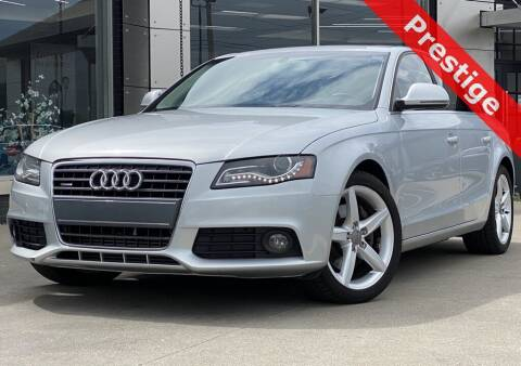 2009 Audi A4 for sale at Carmel Motors in Indianapolis IN