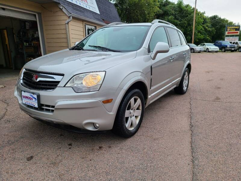 2008 Saturn Vue for sale at Gordon Auto Sales LLC in Sioux City IA