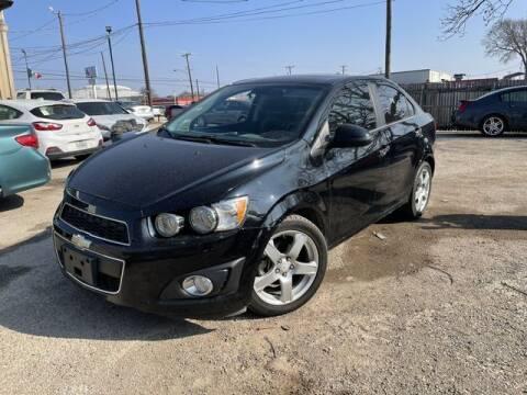2012 Chevrolet Sonic for sale at The Kar Store in Arlington TX