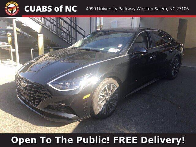2020 Hyundai Sonata for sale at Summit Credit Union Auto Buying Service in Winston Salem NC