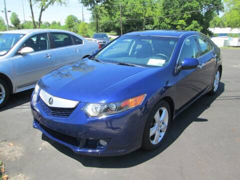 2010 Acura TSX for sale at Downtown Motors in Macon GA