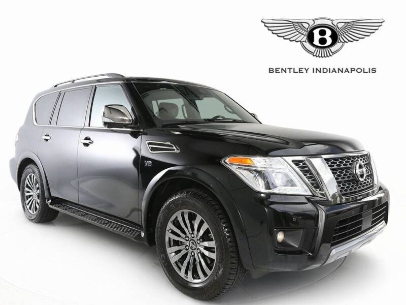 2019 Nissan Armada for sale at Coast to Coast Imports in Fishers IN