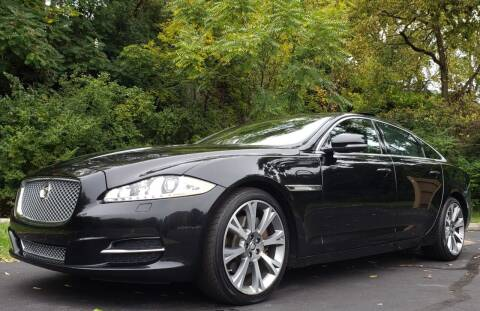 2013 Jaguar XJL for sale at The Motor Collection in Columbus OH