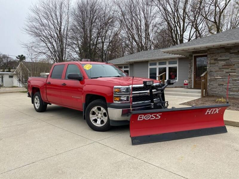 2015 Chevrolet Silverado 1500 for sale at 1st Choice Auto, LLC in Fairview PA