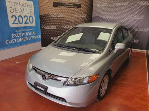 2008 Honda Civic for sale at X Drive Auto Sales Inc. in Dearborn Heights MI