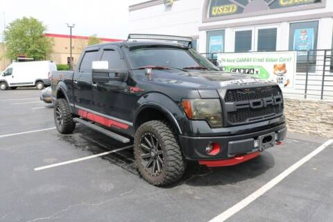 2011 Ford F-150 for sale at AUTO POINT USED CARS in Rosedale MD