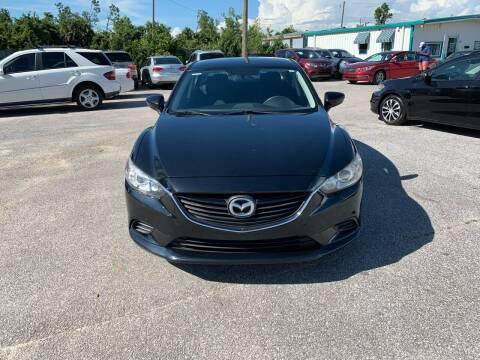 2014 Mazda MAZDA6 for sale at Jamrock Auto Sales of Panama City in Panama City FL