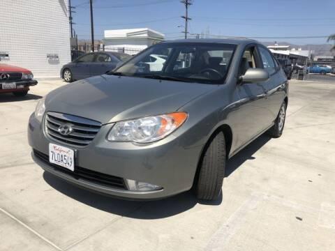 2010 Hyundai Elantra for sale at Hunter's Auto Inc in North Hollywood CA