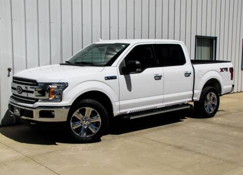 2018 Ford F-150 for sale at Lyman Auto in Griswold IA