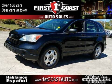 2009 Honda CR-V for sale at 1st Coast Auto -Cassat Avenue in Jacksonville FL