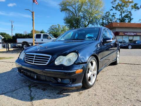 2005 Mercedes-Benz C-Class for sale at Lamarina Auto Sales in Dearborn Heights MI