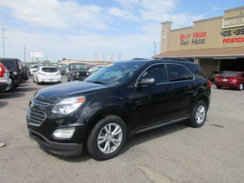 2016 Chevrolet Equinox for sale at Import Motors in Bethany OK