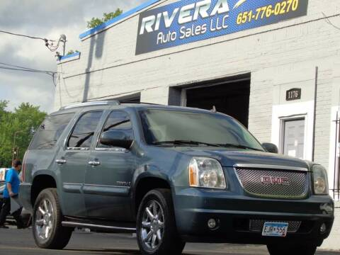 2007 GMC Yukon for sale at Rivera Auto Sales LLC in Saint Paul MN