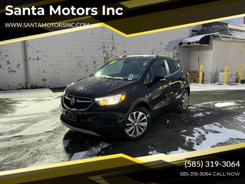 2017 Buick Encore for sale at Santa Motors Inc in Rochester NY