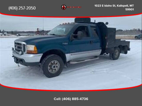 2000 Ford F-250 Super Duty for sale at Auto Solutions in Kalispell MT