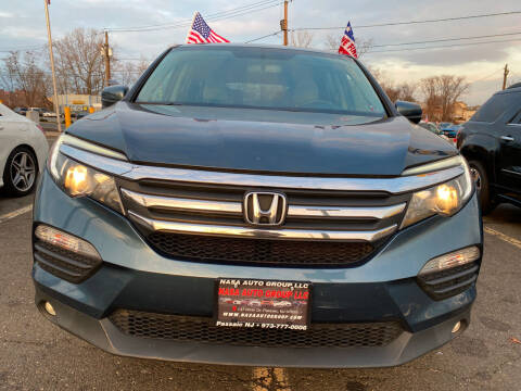 2017 Honda Pilot for sale at Nasa Auto Group LLC in Passaic NJ