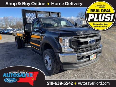 2020 Ford F-600 Super Duty for sale at Autosaver Ford in Comstock NY