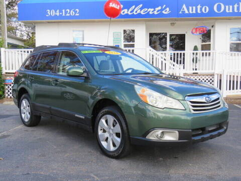2010 Subaru Outback for sale at Colbert's Auto Outlet in Hickory NC