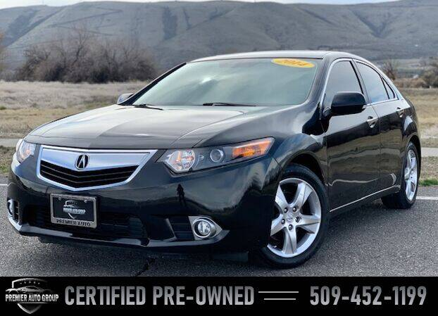 2014 Acura TSX for sale at Premier Auto Group in Union Gap WA
