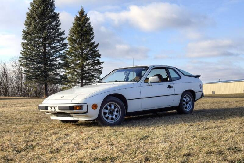 1982 Porsche 924 for sale at Hooked On Classics in Watertown MN