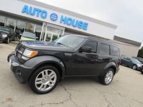 2011 Dodge Nitro for sale at Auto House Motors in Downers Grove IL