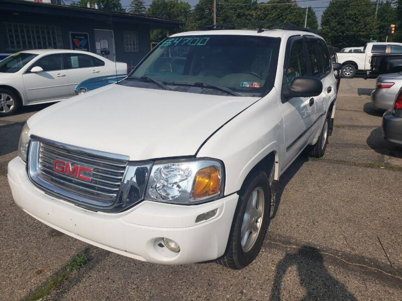 2007 GMC Envoy for sale at D & D All American Auto Sales in Mount Clemens MI