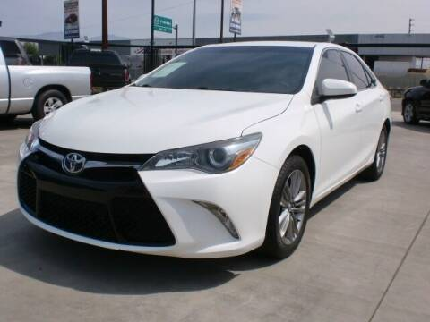 2015 Toyota Camry for sale at Williams Auto Mart Inc in Pacoima CA