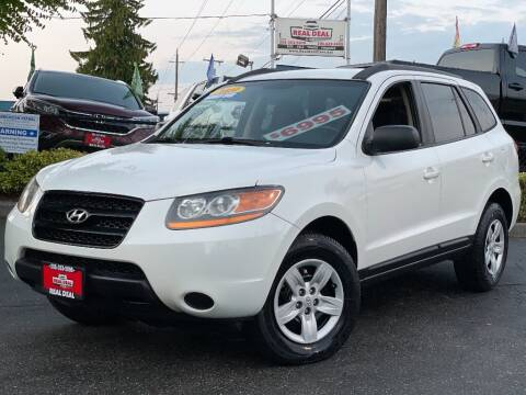2009 Hyundai Santa Fe for sale at Real Deal Cars in Everett WA