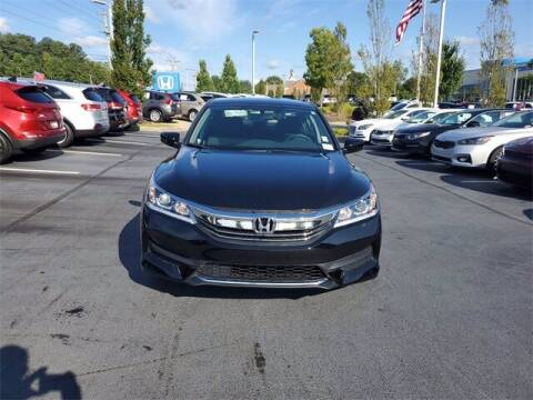 2017 Honda Accord for sale at Lou Sobh Kia in Cumming GA
