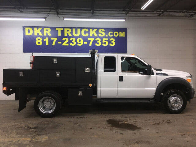 2013 Ford F-450 Super Duty for sale at DKR Trucks in Arlington TX
