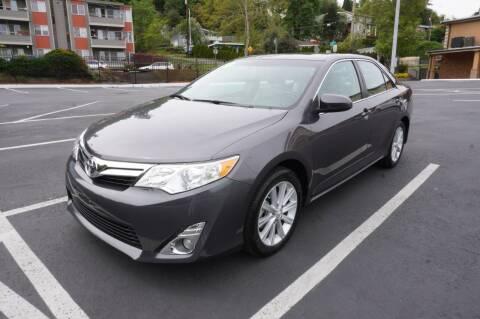 2014 Toyota Camry for sale at Precision Motors LLC in Renton WA