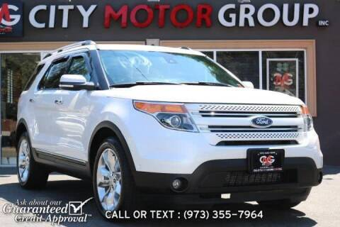 2014 Ford Explorer for sale at City Motor Group, Inc. in Wanaque NJ