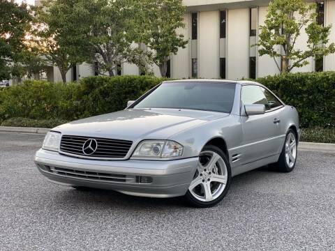 1997 Mercedes-Benz SL-Class for sale at Carfornia in San Jose CA