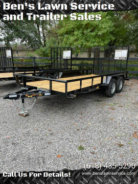 2022 Doolittle UT77X167K for sale at Ben's Lawn Service and Trailer Sales in Benton IL