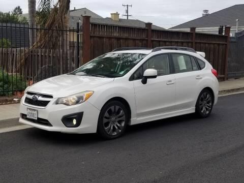 2013 Subaru Impreza for sale at Gateway Motors in Hayward CA