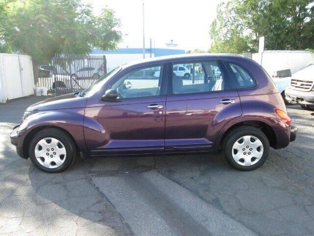 2004 Chrysler PT Cruiser for sale at Wild Rose Motors Ltd. in Anaheim CA